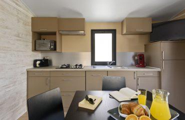 Mobilný dom FARE PREMIUM kuchyňa