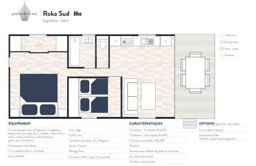 Mobilný dom ROKA SUD