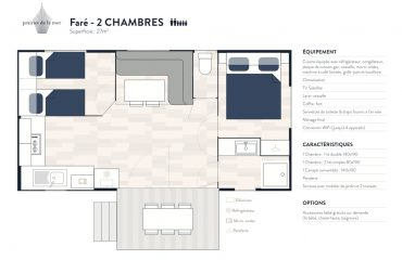 Mobilný dom FARE 2