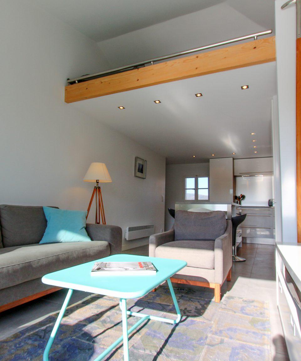 Apartmán A47 interiér