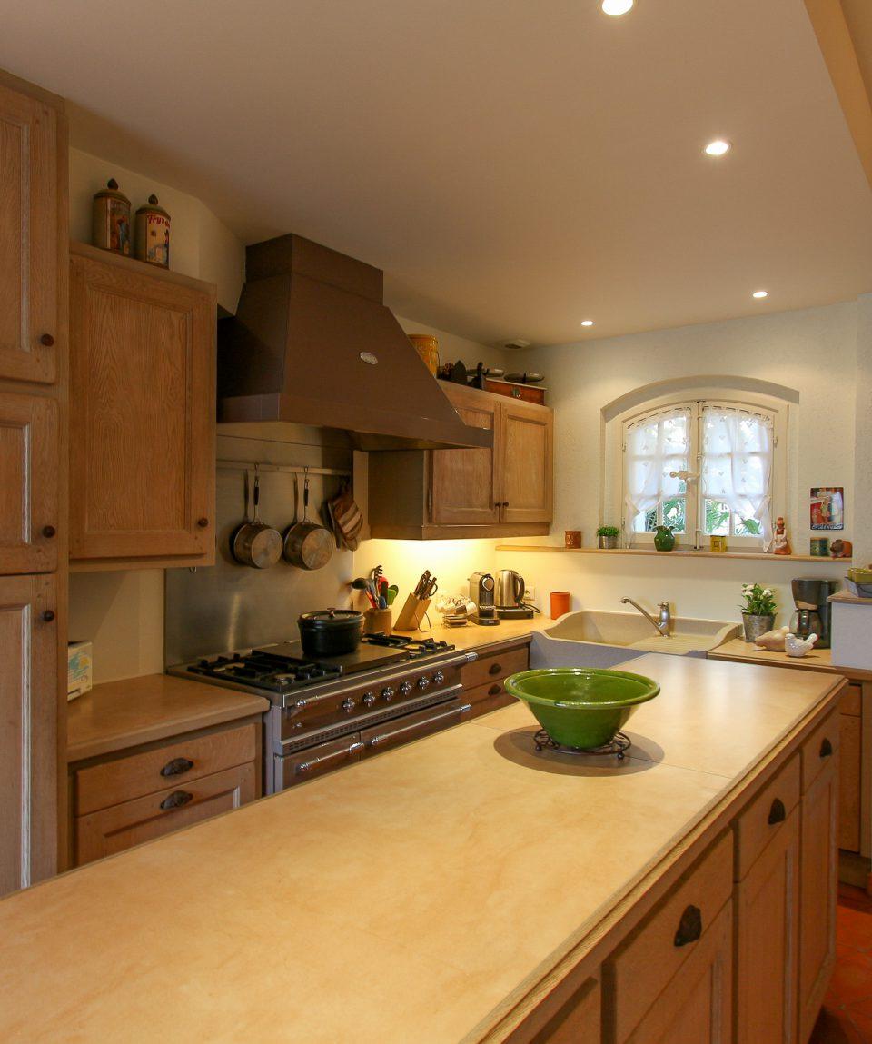 Dom D405 kuchyňa