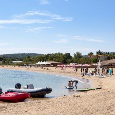 Pláž Marines de Cogolin