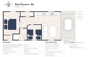 Mobilný dom ROKA PREMIUM